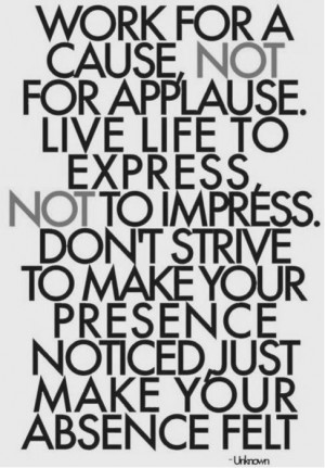 absence, add more tags, black, express, impress, life, presence, quote ...