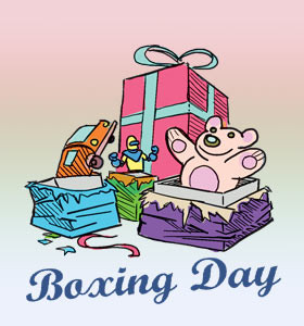 Boxing Day in 2015