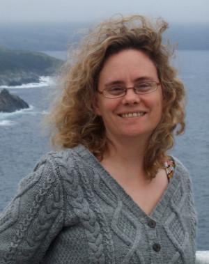 Stephanie Pearl-McPhee Knitter; blogger; author