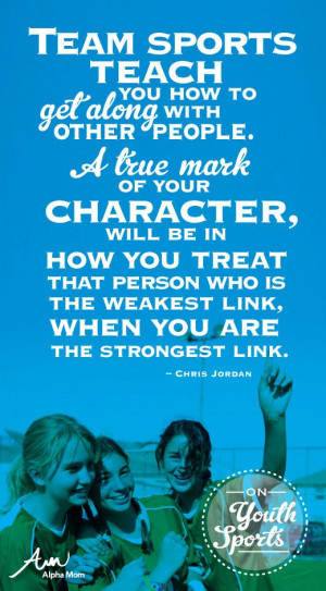 ... Quotes, Cheerleading Coach Quotes, Character And Sports Quotes