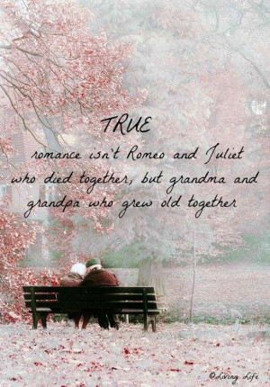Growing Old Together Quotes And Sayings