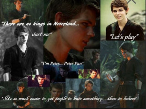 ... funny peter pan once upon a time once upon a time peter pan quotes