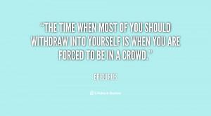 Epicurus Quotes Happiness
