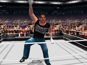 Dean Ambrose Model Retexture