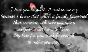 Sad Love Quotes That Make You Cry For Her Background 1 HD Wallpapers