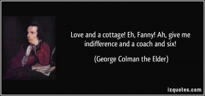 George Colman the Elder Quote
