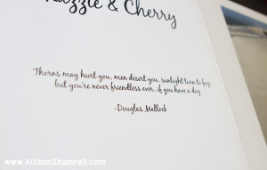 Touching Dog Quotes