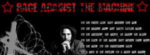 ... Cover if you like for Rage Against The Machine: Zack De La Rocha