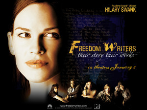 Free Essays regarding Freedom Writers Movie Erin Gruwell for .