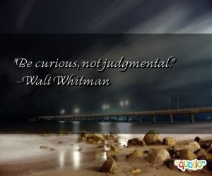 Judgmental Quotes