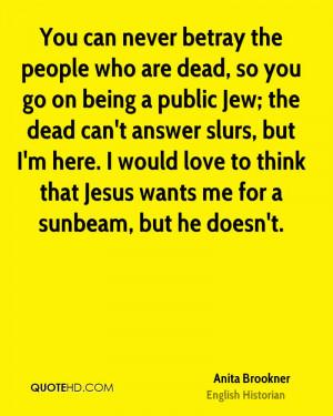 Anita Brookner Quotes