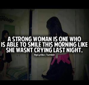 Strong Black Women...