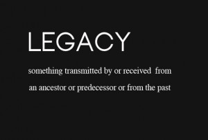 "Newsflash: your legacy isn't in the ""life lessons"" discussions."