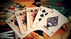 Home / Playing Cards / Vaudeville Deck