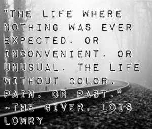 ... for this image include: lois lowry, depression, depth, quotes and sad