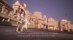 Final Fantasy XIII-2 Lightning Requiem of the Goddess 1