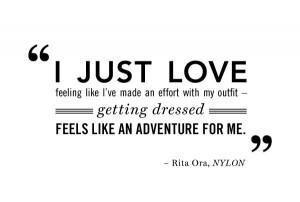 Rita Ora Quotes Rita ora #quote