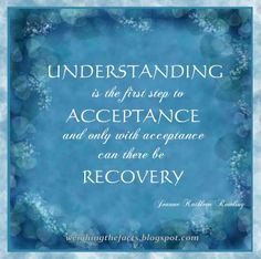 Inspirational Quotes For Counselors | RECOVERY QUOTE OF THE WEEK: Aug ...