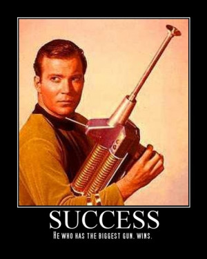 Motivational: Kirk's Success