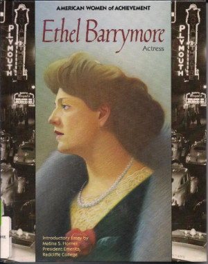 Ethel Barrymore Quotes