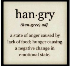 Samoans are hangry all the time lol More