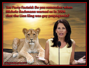 Michele+bachmann+crazy+quotes