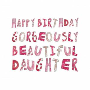 Happy Birthday Gorgeously