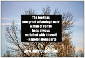 Quotes about Fools