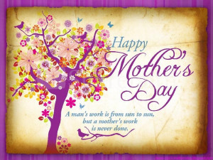 Happy Mother's Day Quotes And Wishes Cards