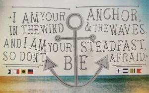 anchor wallpaper - Josh MaynardInspiration, Bethel Music Quotes, God ...
