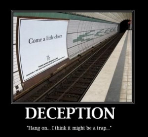 Deception Image