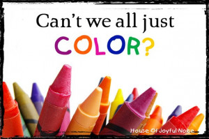 ... Joyful Noise 'Social ShareIt'. #crayons #coloring #quotes #sayings www