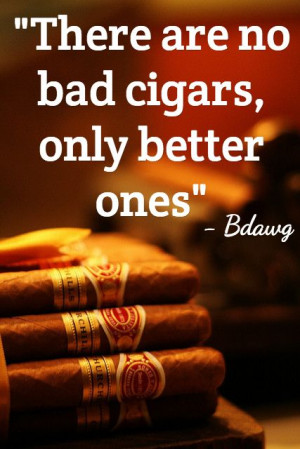 Cigar Quote