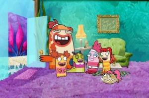 Fish Hooks Animated Series...