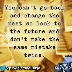 Don't make the same mistake twice