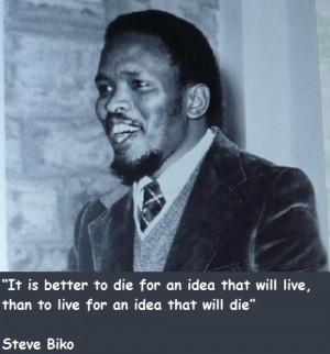 Steve biko famous quotes 7