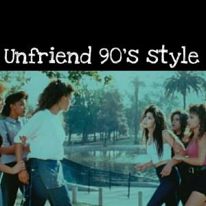 Unfriend 90's style lol chicano cholas mi vida loca memes funny ...