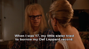 502 Wayne's World 2 quotes