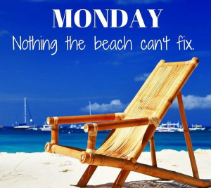 Enjoy the weekend quotes and also enjoy the beaches!