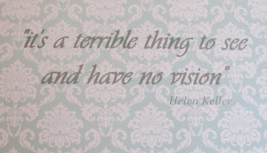 No Limits Helen Keller Quote