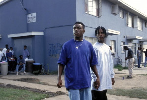 Still Of Vonte Sweet And Tyrin Turner In Menace II Society (1993 ...