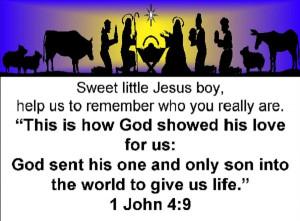 Sweet Little Jesus