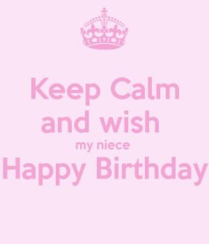 Happy Birthday To My Niece Hot Happy Birthday Niece Quotes Irthday