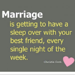 friend getting married quotes quotesgram