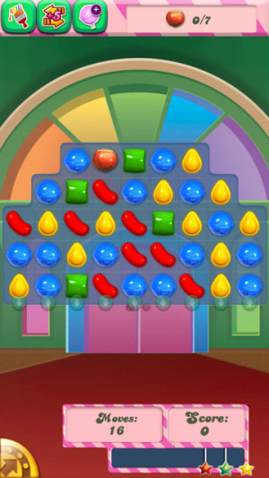to win mystery level in candy crush to bring down fruit candy crush ...
