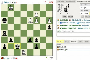 another sore loser - Chess.com