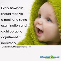 ... health, to the next level! #chiropractic #baby #cute #newborn #health