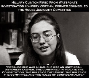 Hillary Clinton…liar extraordinaire…among other things