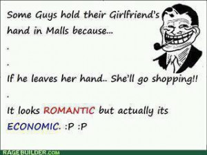 Why guy's hold hand of their girlfriend