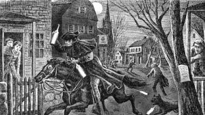 Drunk Quotes from History: Paul Revere